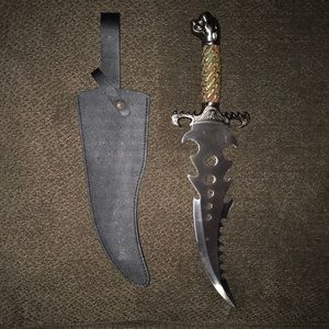 Panther Bowie Knife